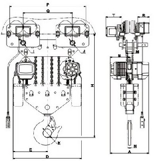 speed-chain-electric-hoist-ultimate-15t-spec
