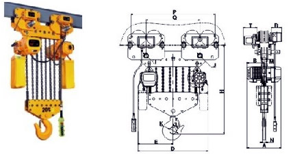 speed-chain-electric-hoist-ultimate-20t-spec