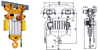 speed-chain-electric-hoist-ultimate-25t-spec