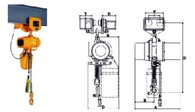 speed-chain-electric-hoist-ultimate-300-500kg-etrolley-spec