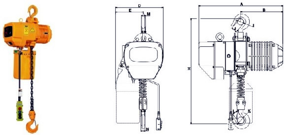 speed-chain-electric-hoist-ultimate-5t-hook