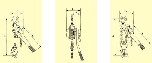 speed-ratchet-lever-hoist-spec
